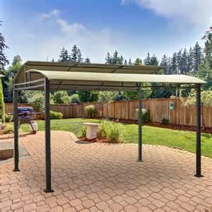 12 X 10 Barrel Roof Gazebo by Replacement Canopy For Barrel Roof Gazebo Riplock 350