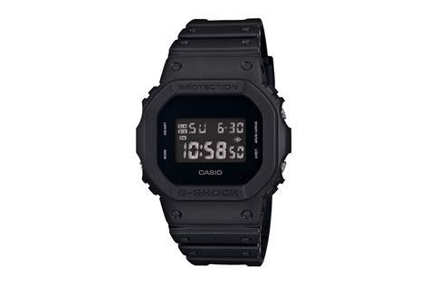 Limited Edition Casio G Shock Dw 5600 Black casio g shock dw 5600bb 1dr limited edition hypebeast