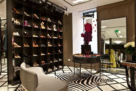 home design stores milan lanvin s first store in milano