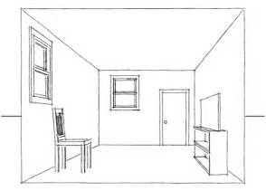 Sketchroom Drawing A One Point Perspective Room Tutorial