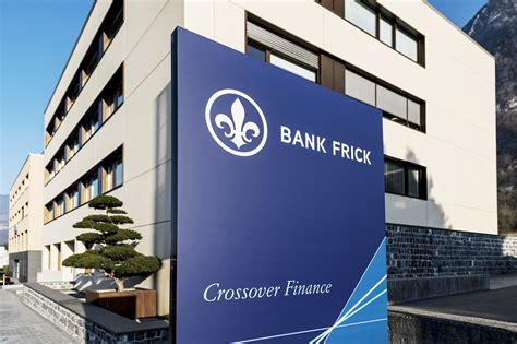bank in liechtenstein bank frick kontakt und informationen f 252 r medien