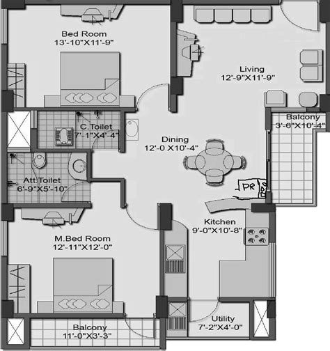 home design plans with vastu vastu plan apartment gharexpert