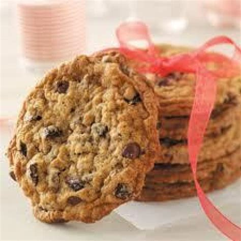 taste of home s cherry chocolate chip cookies recipe