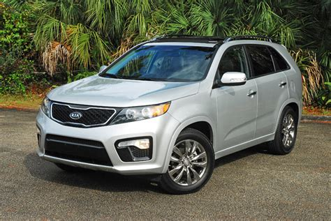 2013 Kia Sorento Sx Review 2013 Kia Sorento Sx Fwd Review Test Drive