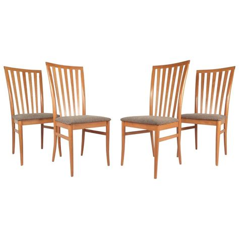 maple dining chairs set of contemporary modern highback maple dining chairs