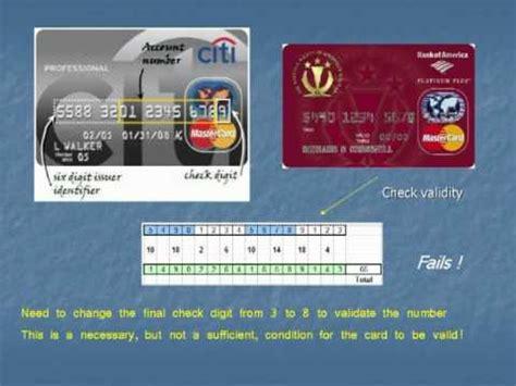 Credit Card Luhn Formula luhn videolike