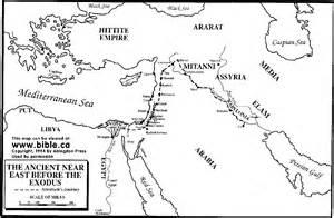 Ancient Near East Map Outline by Bible Maps Christianland Amusement Park