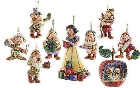 disney christmas tree decorations set christmas