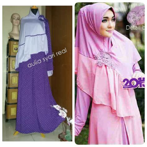 Produsen Baju Muslim baju gamis fashion