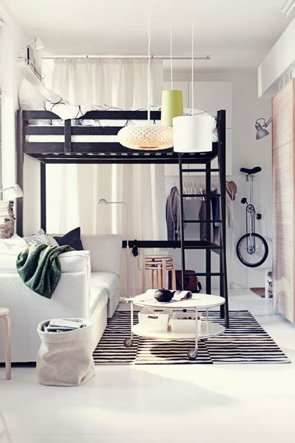 Ikea Small Bedroom Design Small Spaces Ikea Interior Design Ideas For Small Spaces Flats Houseandgarden Co Uk