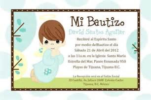 modelos de tarjetas de bautismo invitaciones de bautizo para nino invitaciones para