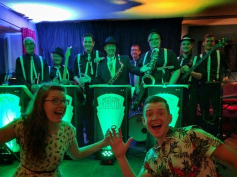 the swing band swing band uk midlands kal s kats entertainers