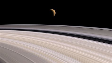 rings saturn recent research claims saturn s rings and moons are