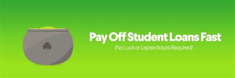 Win Money To Pay Off Student Loans - how to pay off student loans fast sofi