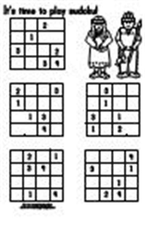 printable thanksgiving sudoku puzzles making learning fun thanksgiving 4x4 sudoku