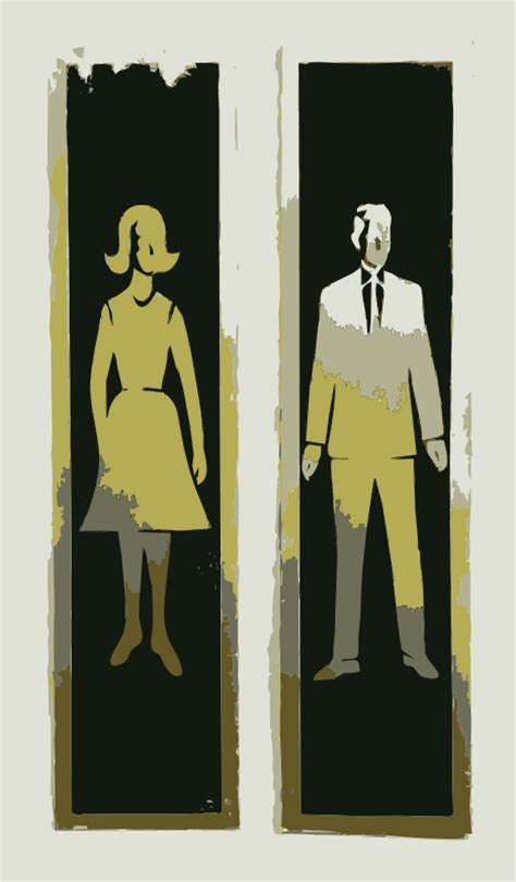 man and woman bathroom sign clipart man and woman bathroom sign
