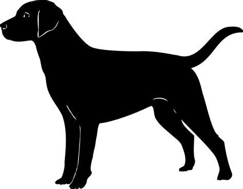 design lab outline labrador retriever clip art clipart best
