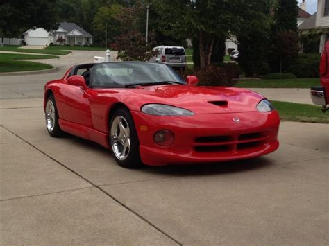 how cars work for dummies 1998 dodge viper seat position control buy used 1998 dodge viper in erie michigan united states for us 11 700 00