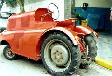 Porsche P 312 by 1954 Allgaier Porsche P 312 Tractors Made In Germany