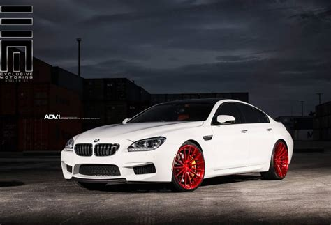 custom bmw m6 bmw m6 gran coupe custom wheels adv 1 15 mv2 22x9 0 et