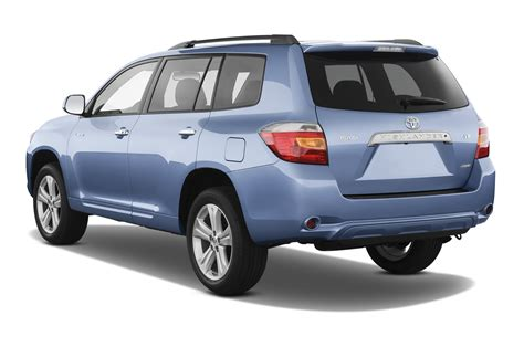 2010 Toyota Highlander Reviews 2010 Toyota Highlander Reviews And Rating Motor Trend