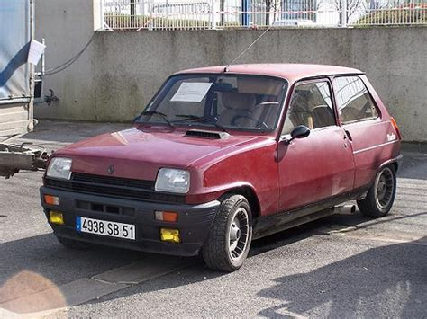 renault 5 alpine turbo 2619844