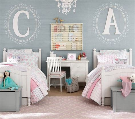 bedroom ideas for 2 teenage girls ava quilted bedding pottery barn kids girls bedroom