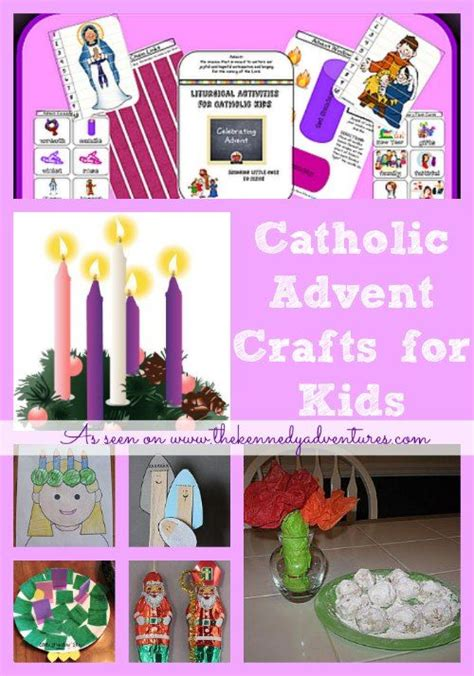 catholic crafts for catholic advent crafts for