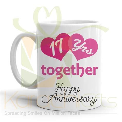 Karachi Gifts : Wedding Anniversary Mug to Karachi