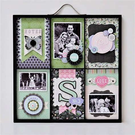 scrapbook layout holder 62 best shadow boxes and display cases images on pinterest