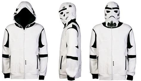Hoodie Zippersweaterhoodiejaket Armour Keren Terlaris stormtrooper hoodie bored panda