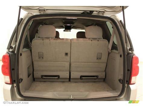 Paint For Home Interior 2005 Chevrolet Uplander Standard Uplander Model Trunk