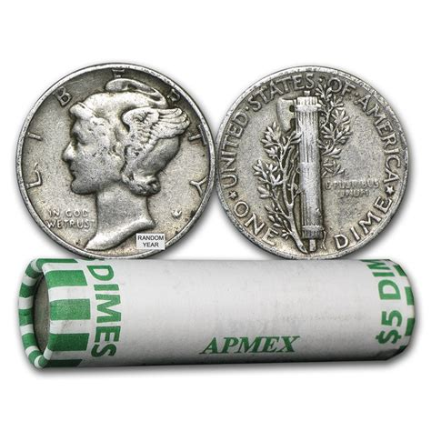 buy junk silver mercury dimes online at apmex 90 silver coins