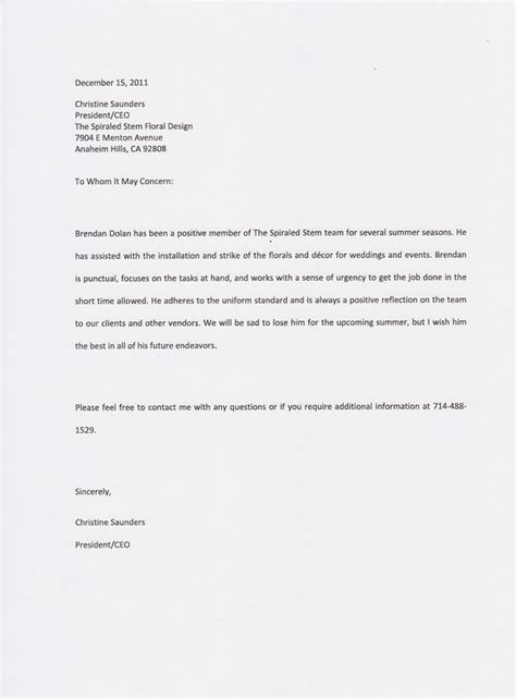 Letter Of Recommendation For College Portfolio Search Results For Letter Of Recommendation Scholarship Calendar 2015