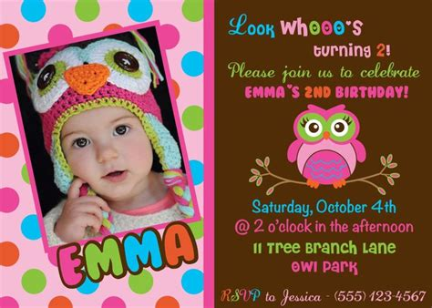 owl birthday invitation template owl birthday invitation template free s 1st