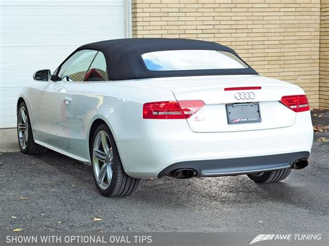 Audi S5 Auspuff by Awe 2014 Audi S5 Cabriolet Exhaust Html Autos Post