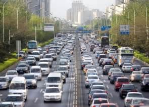 Traffic In Traffic Jam Vs Heavy Traffic Vocabulary