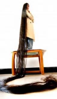 worlds femalepubic hair 12 year old girl with longest hair 5 feet 2 inches long