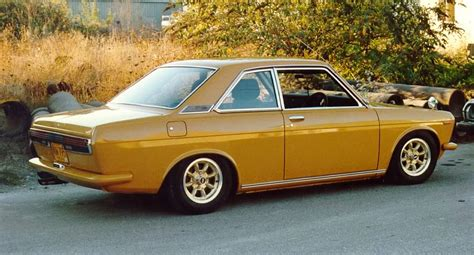1970 Nissan Bluebird Photos Informations Articles