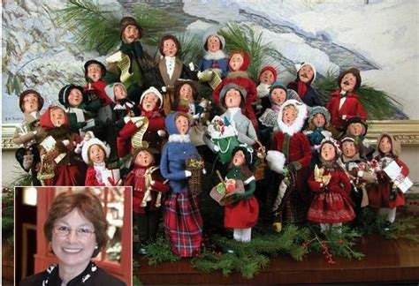 home of byers choice handcrafted caroler figurines and