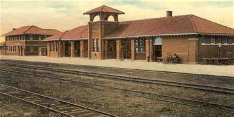 amarillo depots santa fe depot fort worth and