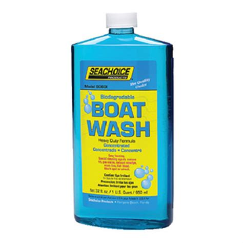 boat wash products seachoice boat wash 169431 cleaning supplies at