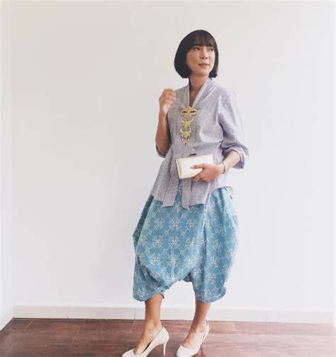 Bawahan Wanita Murah Kulot Hitam Sw Celana Wanita Balotelli H 100 gambar baju batik dengan celana dengan