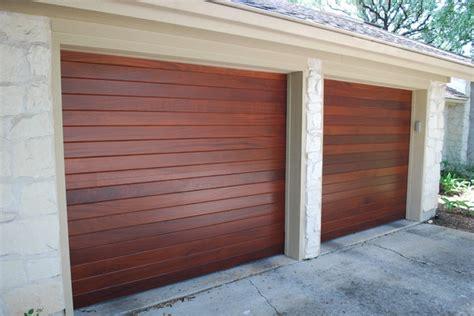 Steel Shed Doors by Cowart Door Wood On Steel Custom Doors Modern Garage And Shed By Cowart Door