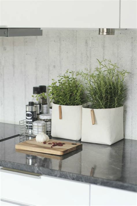 kitchen styling ideas how to decorate your kitchen with herbs 40 ideas decoholic