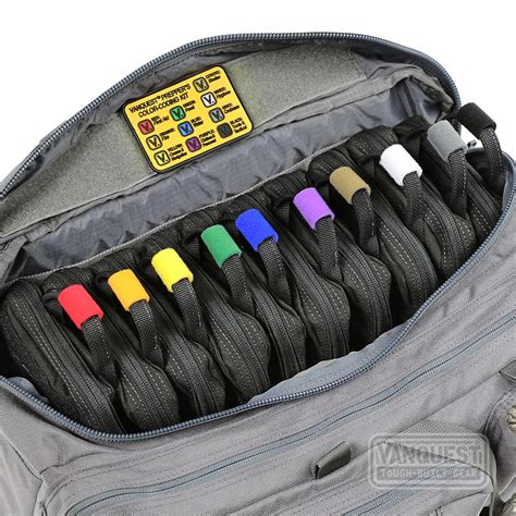 color kit vanquest preppers color coding kit