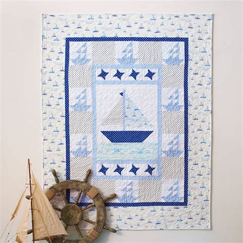 Free Nautical Quilt Patterns by 205 Best Images About Sailboat Quilts On Free Pattern Boy Quilts And Boats