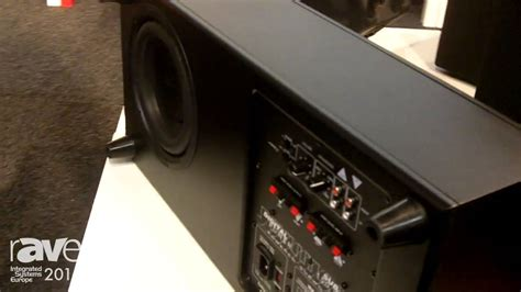 subwoofer under sofa ise 2014 earthquake sound introduces couch potato