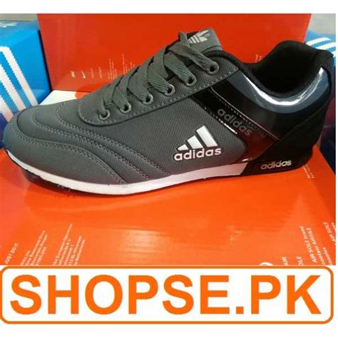 made adidas black grey combination shoes in pakistan shopse pk