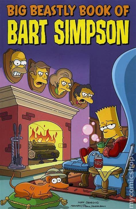 Big Brilliant Book Of Bart comic books in bart tpb series